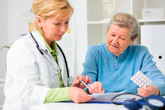 Мерцательная аритмия у пожилых пациентов